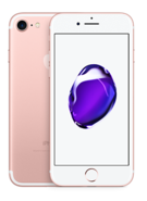 APPLE IPHONE 7 4G LTE,  rose gold, 32gb