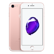 ابل ايفون 7 - 4G LTE,  Rose Gold, 128GB