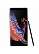 SAMSUNG GALAXY NOTE 9 DUAL SIM, 128gb,  black