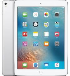 APPLE IPAD PRO 9.7 INCH,  silver, 128gb, wifi