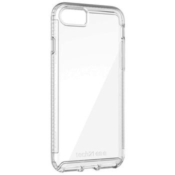 TECH21 IPHONE 8 BACK CASE,  clear