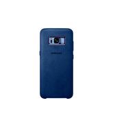 SAMSUNG GALAXY S8 PLUS ALCANTARA COVER,  blue