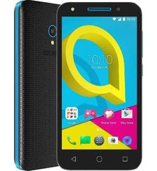 ALCATEL U5 5044D 8GB 4G DUAL SIM,  sharp blue