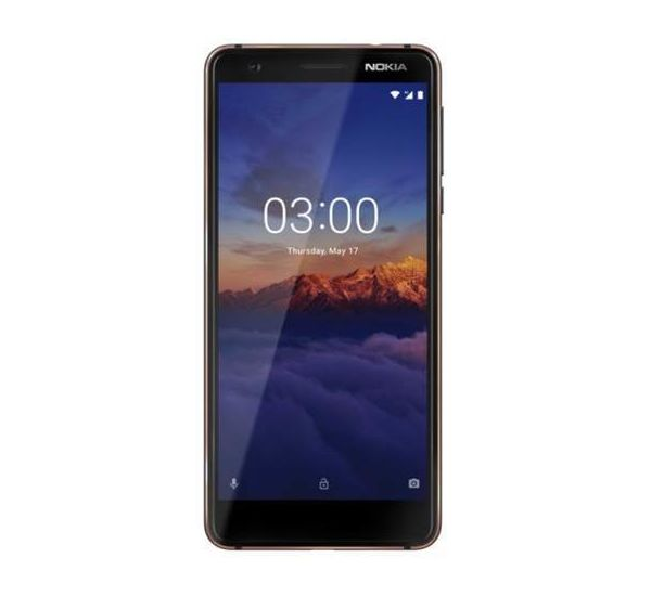 NOKIA 3 1 2018 4G LTE DUAL SIM, blue copper, 16gb