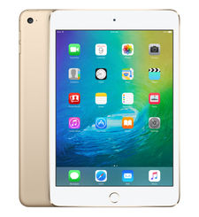 APPLE IPAD MINI 4 4G, 128 GB,  ذهبي