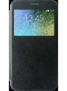 MYCANDY SAMSUNG GALAXY E7 FLIP COVER BLACK