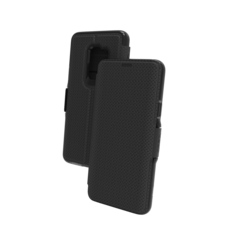 GEAR4 OXFORD FOR GALAXY S9 PLUS,  black