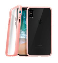 LAUT IPHONE X BACK CASE ACCENTS,  nude