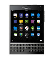 BLACKBERRY PASSPORT 4G LTE,  black