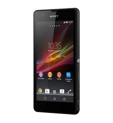 SONY C5502 XPERIA ZR 3G,  black