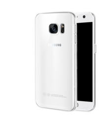 MYCANDY S7 EDGE PC BACK CASE CLEAR