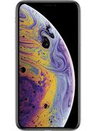 APPLE IPHONE XS,  silver, 64gb