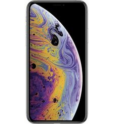 APPLE IPHONE XS,  silver, 256gb