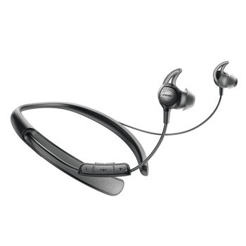 BOSE BLUETOOTH HEADPHONE QUIETCONTROL 30 BLACK