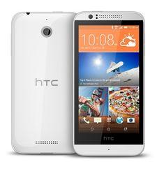 اتش تي سي ديزاير 510 ثنائي الشريحة 4G LTE,  أبيض
