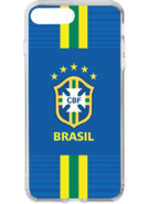 FIFA WORLD CUP CASES FOR IPHONE 8 PLUS,  brazil blue