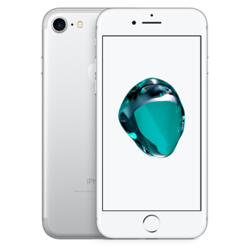 APPLE IPHONE 7 4G LTE, silver, 256gb
