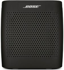 BOSE SOUNDLINK COLOR BLUETOOTH SPEAKER FOR MOBILE PHONES,  black