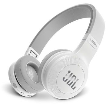 JBL E45BT WIRELESS ON-EAR HEADPHONE,  white