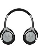 MOTOROLA PULSE STEREO MAX HEADPHONES,  black