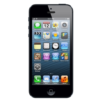 APPLE IPHONE 5 4G LTE,  black, 32gb