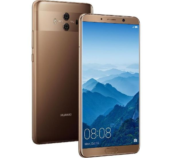 HUAWEI MATE 10 64GB DUAL SIM, black