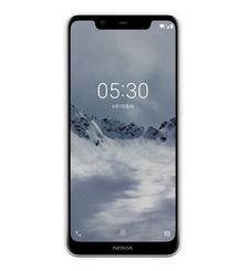 NOKIA 5.1 PLUS 32GB DUAL SIM,  white