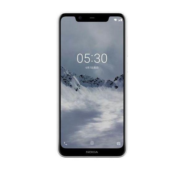 NOKIA 5 1 PLUS 32GB DUAL SIM, black