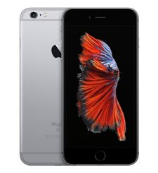APPLE IPHONE 6S PLUS 4G LTE,  رمادي, 32GB