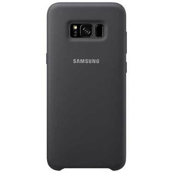 SAMSUNG GALAXY S8 PLUS SILICON COVER,  blue