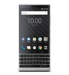 BLACKBERRY KEY2 DUAL SIM,  silver, 64gb