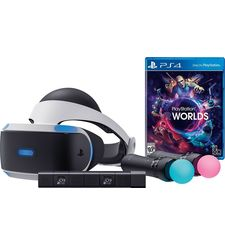 PLAYSTATION VR BUNDLE,  silver