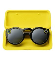 SNAPCHAT SPECTACLES,  black