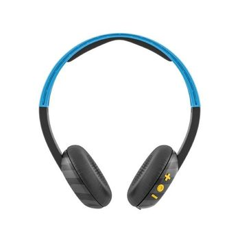 SKULLCANDY BLUETOOTH HEADPHONE,  blue