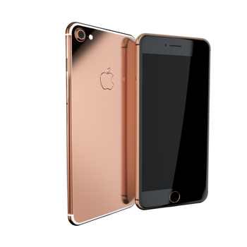 APPLE IPHONE 7 GOLD PLATED - ROSE GOLD, 32gb