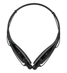 LG BLUETOOTH STEREO HEADSET HBS800,  black