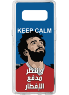 FIFA WORLD CUP CASES FOR NOTE 8,  mohamed salah