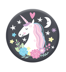 POPSOCKETS MOBILE STAND SINGLE,  unicorn dreams