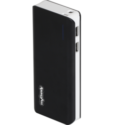 MYCANDY POWER BANK 10000MAH PB08,  black