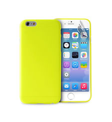 "PURO IPHONE 6 4.7"" ULTRA-SLIM"" 0.3"" COVER WITH SCREEN PROTECTOR INCLUDED,  green"