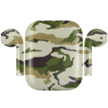 APPLE AIRPODS CAMOUFLAGE SPECIAL EDITION,  army, gloss