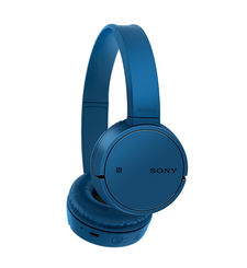 SONY BLUETOOTH HEADPHONE WHCH500,  blue