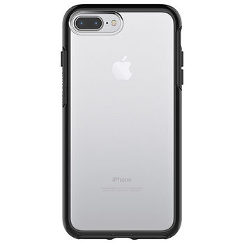 OTTERBOX SYMMETRY CLEAR FOR IPHONE 7 PLUS /IPHONE 8 PLUS BLACK CRYSTAL