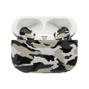 SWITCH PAINTED APPLE AIRPODS PRO ARMY CAMO MATTE,  black