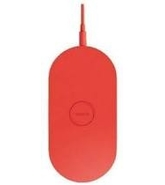 WIRELESS CHARGING PLATE DT900,  red