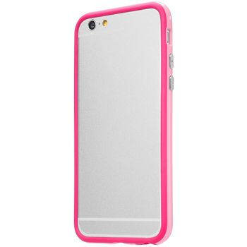 PURO IPHONE 6 BUMPER COVER PINK
