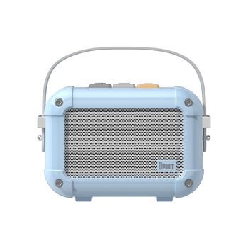 DIVOOM MACCHIATO BLUETOOTH SPEAKER,  blue
