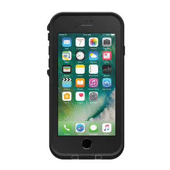 LIFEPROOF FRE FOR IPHONE 7 / IPHONE 8 ASPHALT BLACK