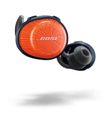 BOSE BLUETOOTH HEADPHONE SOUNDSPORT FREE,  orange
