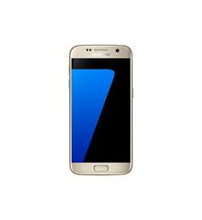 ENBD-SAMSUNG GALAXY S7 G930F DUAL SIM 4G LTE,  gold, 32gb